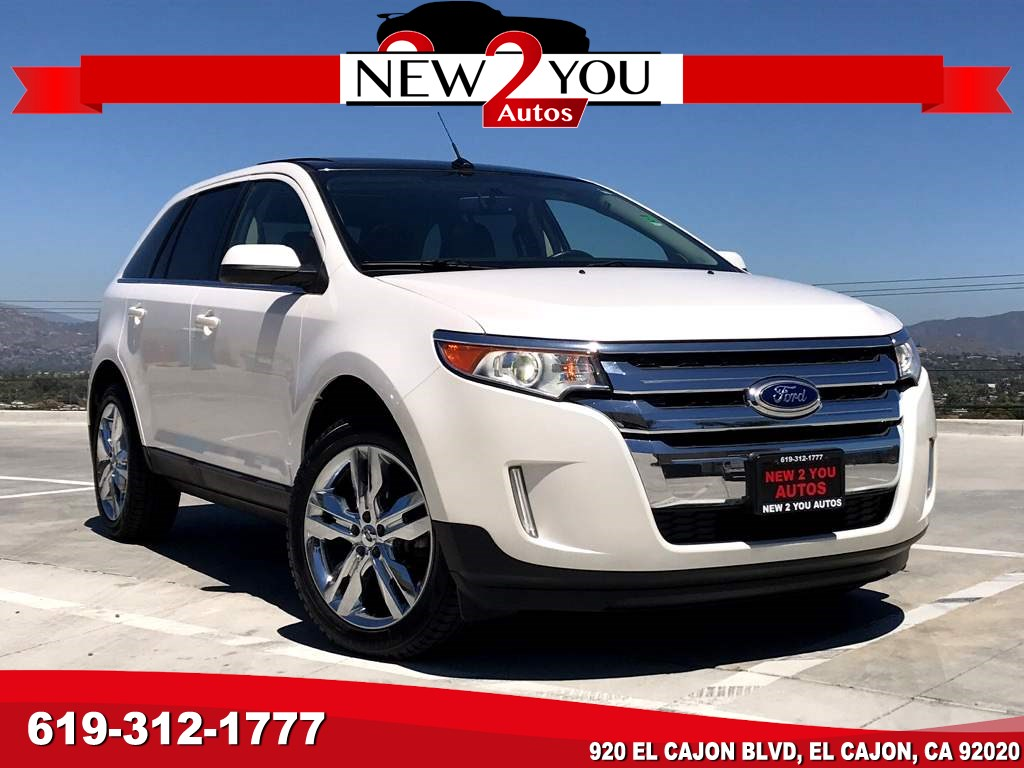 2013 Ford Edge Limited FULLY LOADED W/ NAVI