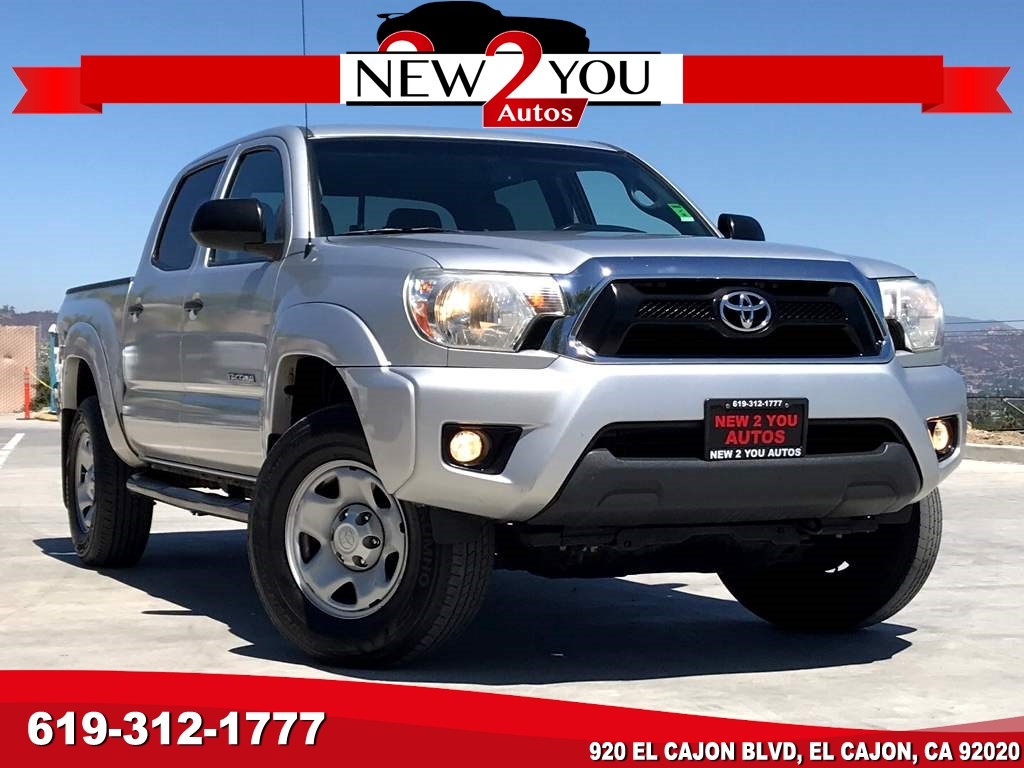 2012 Toyota Tacoma PreRunner V6 W/NAVI, BACKUP CAMERA & BLUETOOTH