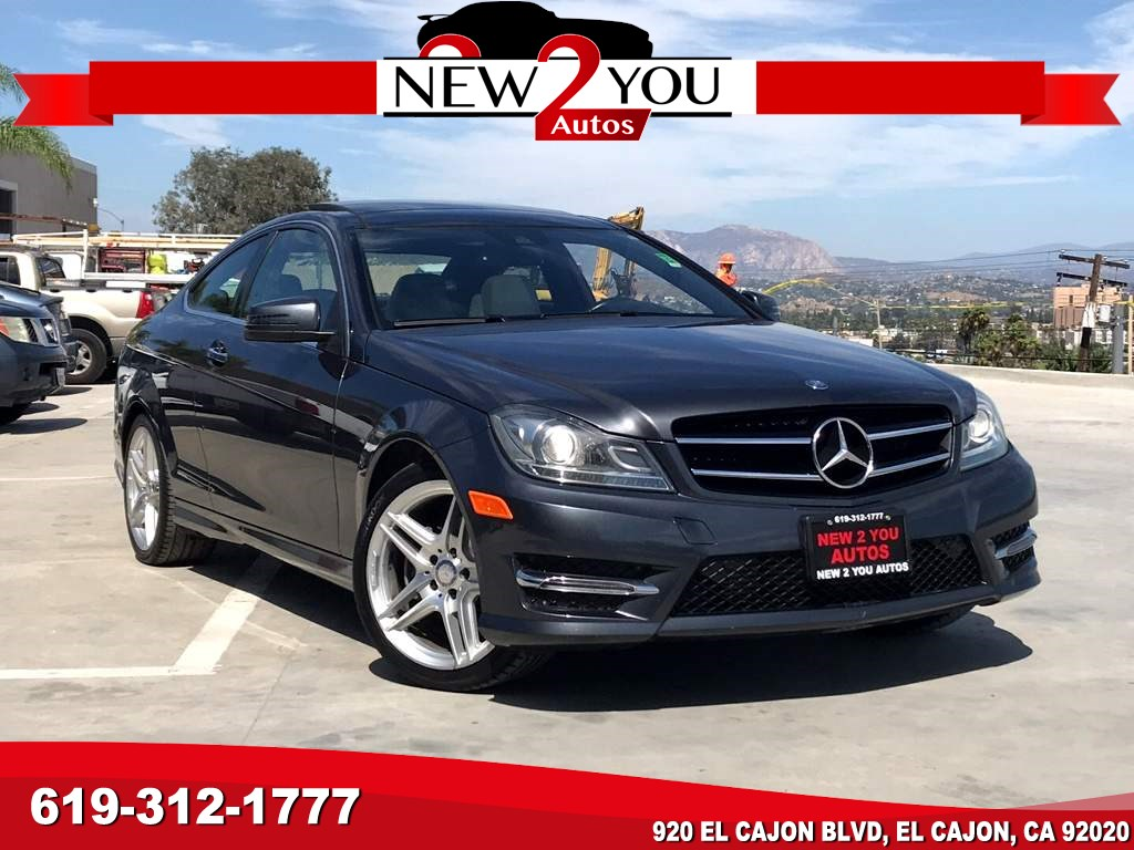 2014 Mercedes-Benz C 250 PANO ROOF/HEATED SEATS/NAVI