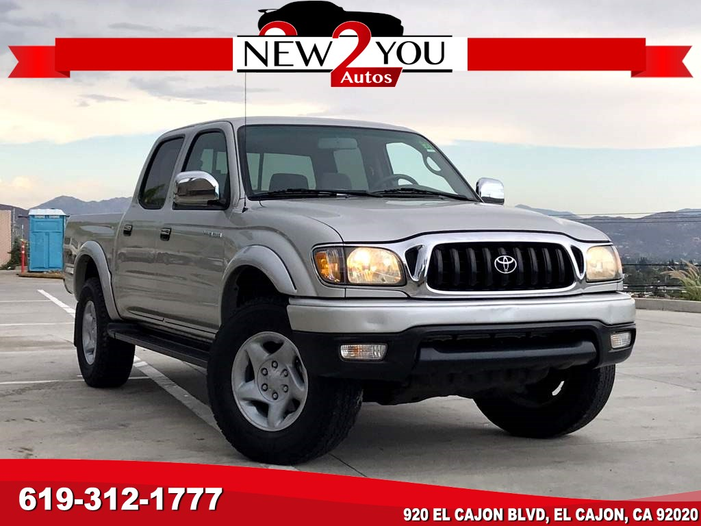 2004 Toyota Tacoma PreRunner V6 SUPER LOW MILES HARD TO FIND