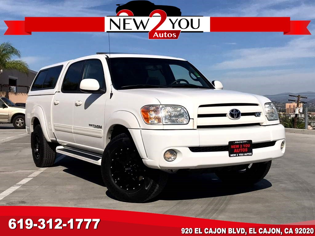 2006 Toyota Tundra Limited  SUPER LOW MILES