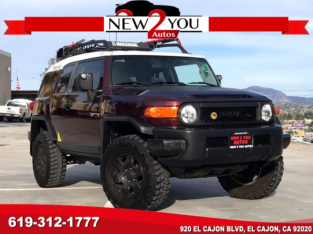 2007 Toyota FJ Cruiser 4X4/LIFTED/CUSTOMIZED