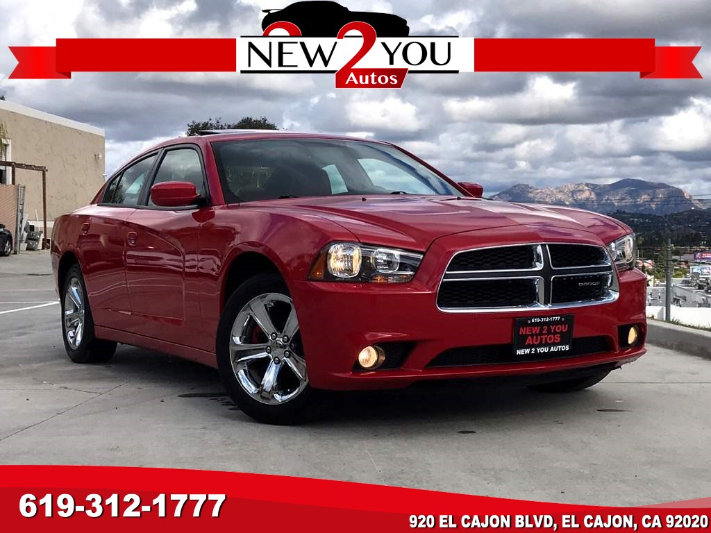 2011 Dodge Charger Rallye Plus  LOW MILES! HARD TO FIND
