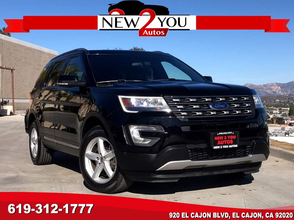 2017 Ford Explorer XLT Four Wheel Drive
