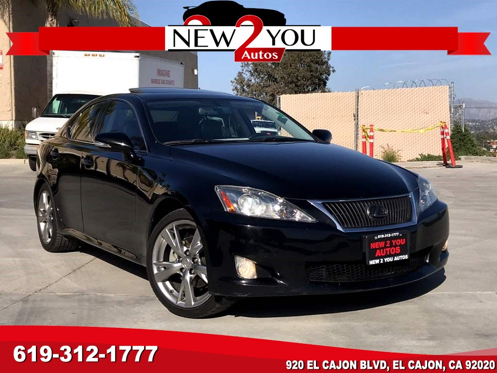2009 Lexus IS 250 Base FULLY LOADED W/ NAVI