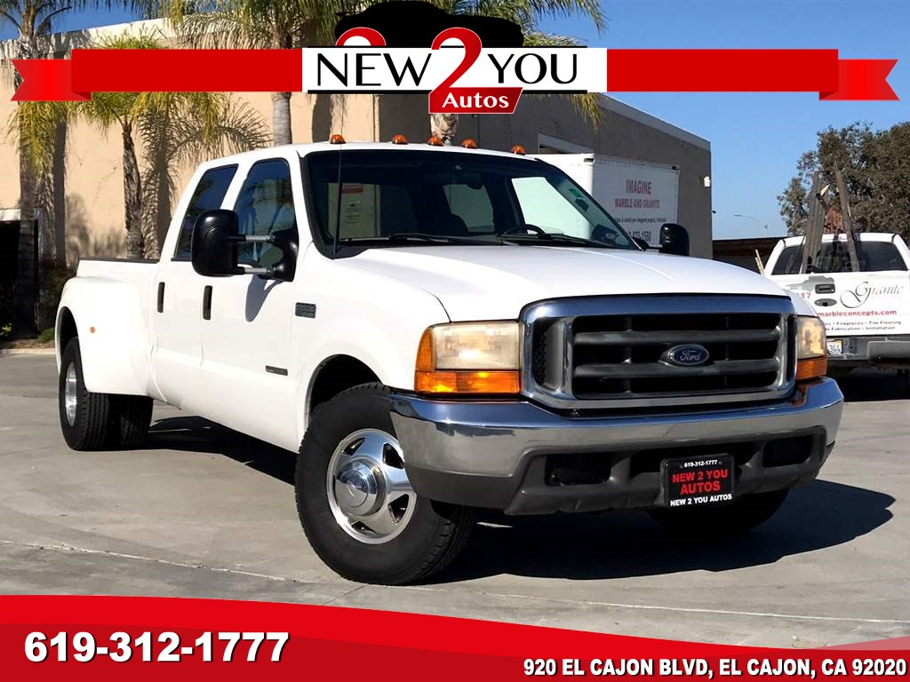 1999 Ford Super Duty F-350 DRW 7.3 DIESEL RARE TO FIND! CASH ONLY!!!!