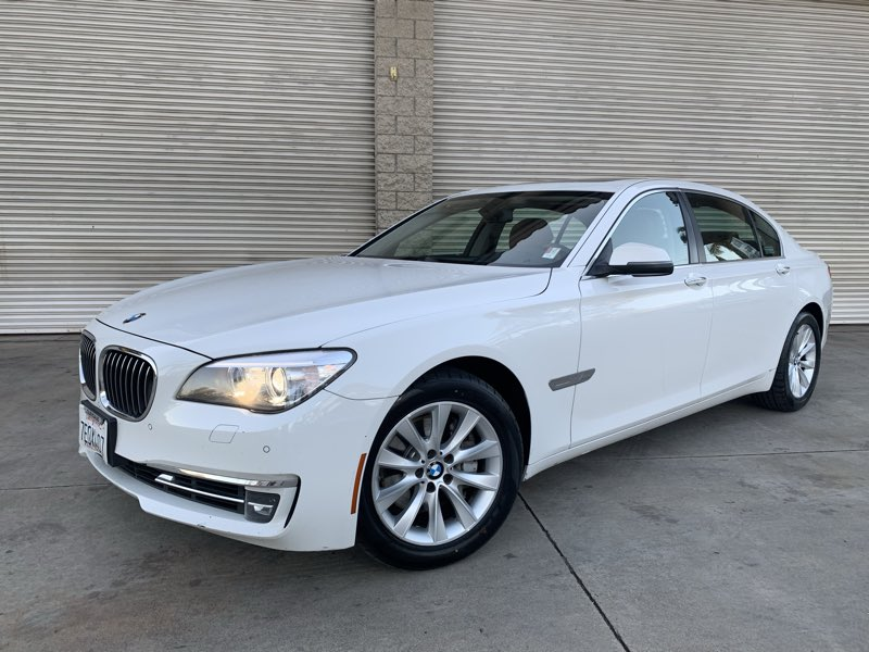 2013 BMW 7 Series 740Li xDrive Sedan 4D