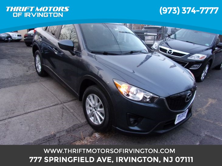 Used 2013 Mazda Cx 5 Touring In Irvington