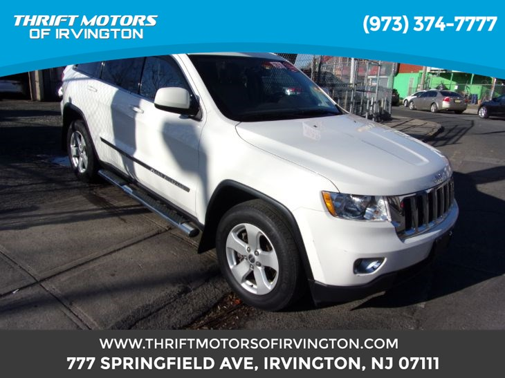 2012 Jeep Grand Cherokee Laredo - Thrift Motors of Irvington