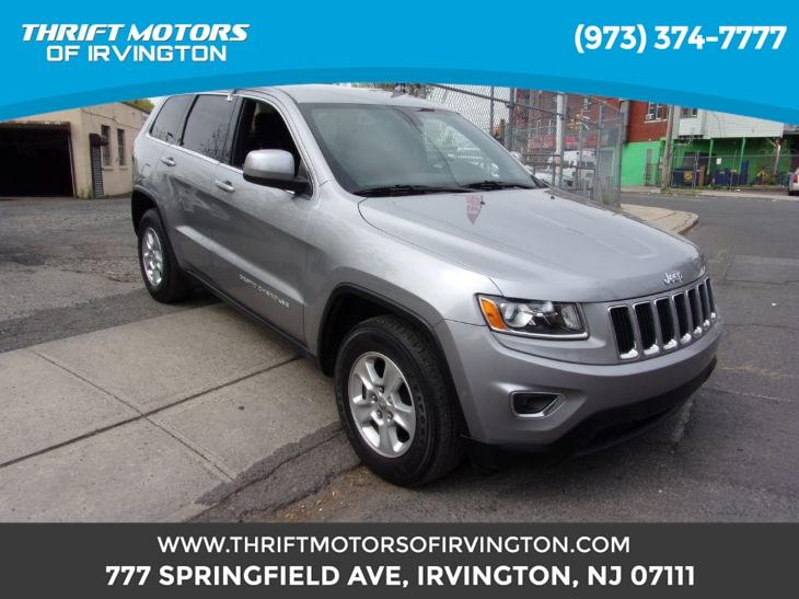 2014 Jeep Grand Cherokee Laredo >> 2014 Jeep Grand Cherokee Laredo Thrift Motors Of Irvington