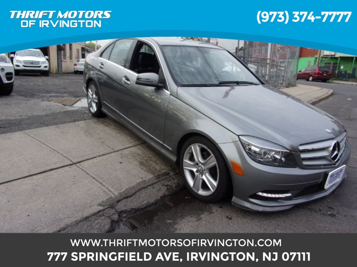 2011 Mercedes-Benz C 300 4MATIC Sport Sedan - Thrift Motors of Irvington