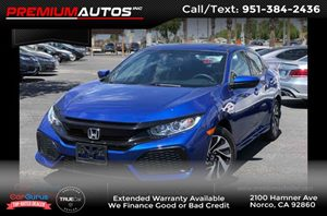 View 2017 Honda Civic Hatchback
