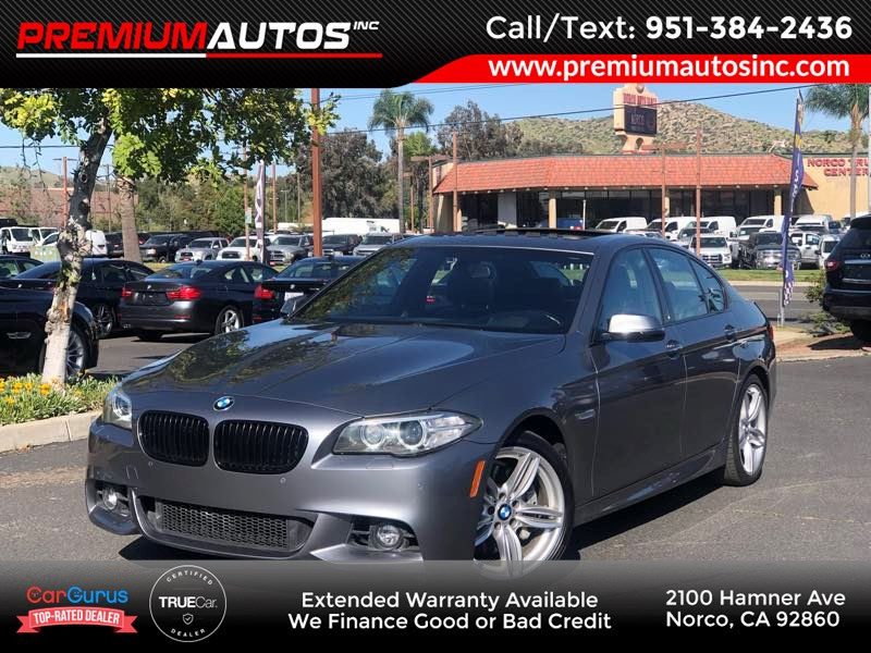 Bmw 535I M Sport >> Used 2016 Bmw 5 Series 535i M Sport Pkg In Norco