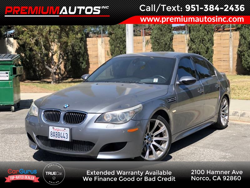 2008 BMW 5 Series - V10 - 500HP M5