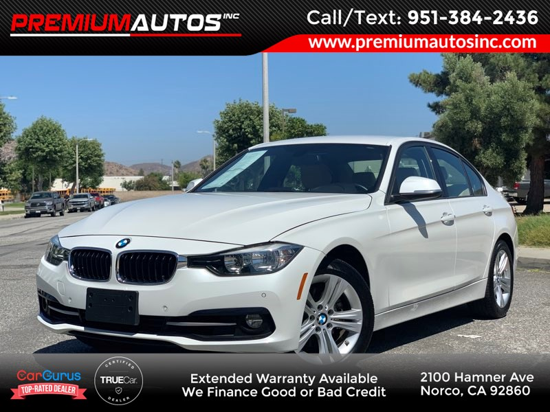 2016 BMW 3 Series 328i - Driver Assist PKG