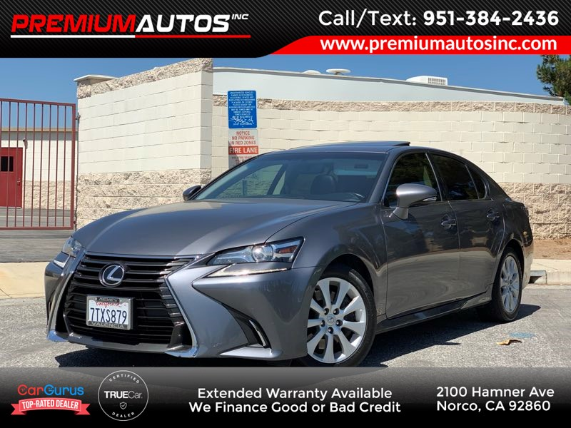 2016 Lexus GS 200t - 1 OWNER - EXTRA CLEAN