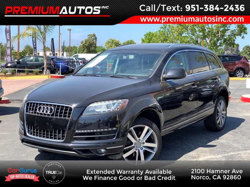 2011 Audi Q7 3.0L TDI Premium Plus*TDI WARRANTY APPLIES