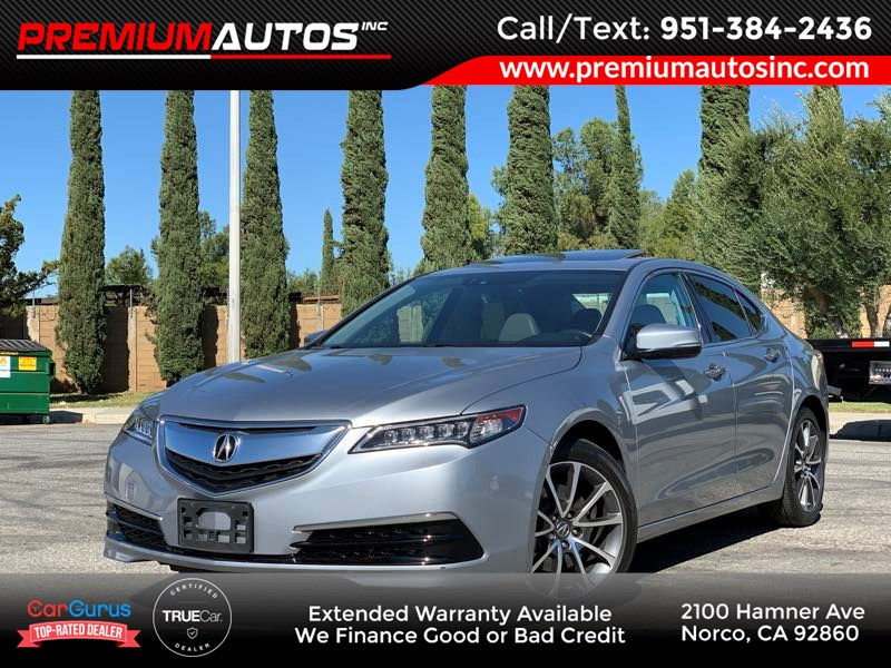 2016 Acura TLX V6 Tech Navigation - Low Miles