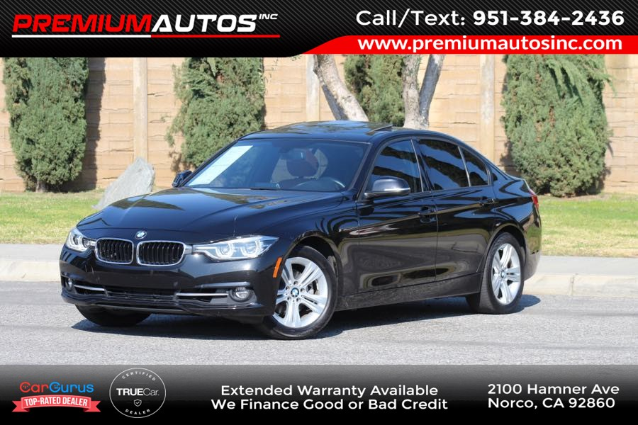 2016 BMW 3 Series 328i - LIGHTING PKG - REAR CAMERA