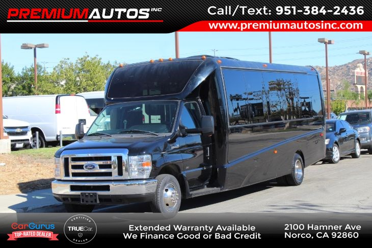 2016 Ford Econoline Commercial Cutaway PARTY BUS/LIMO