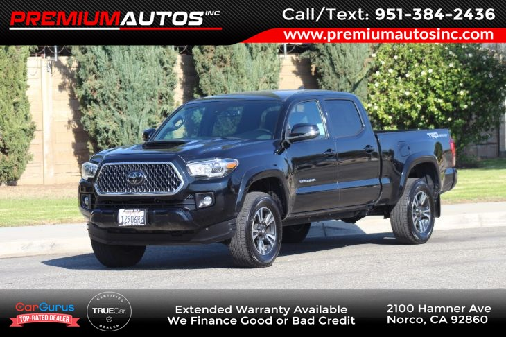 2019 Toyota Tacoma 2WD TRD Sport - ONLY 12K MILES