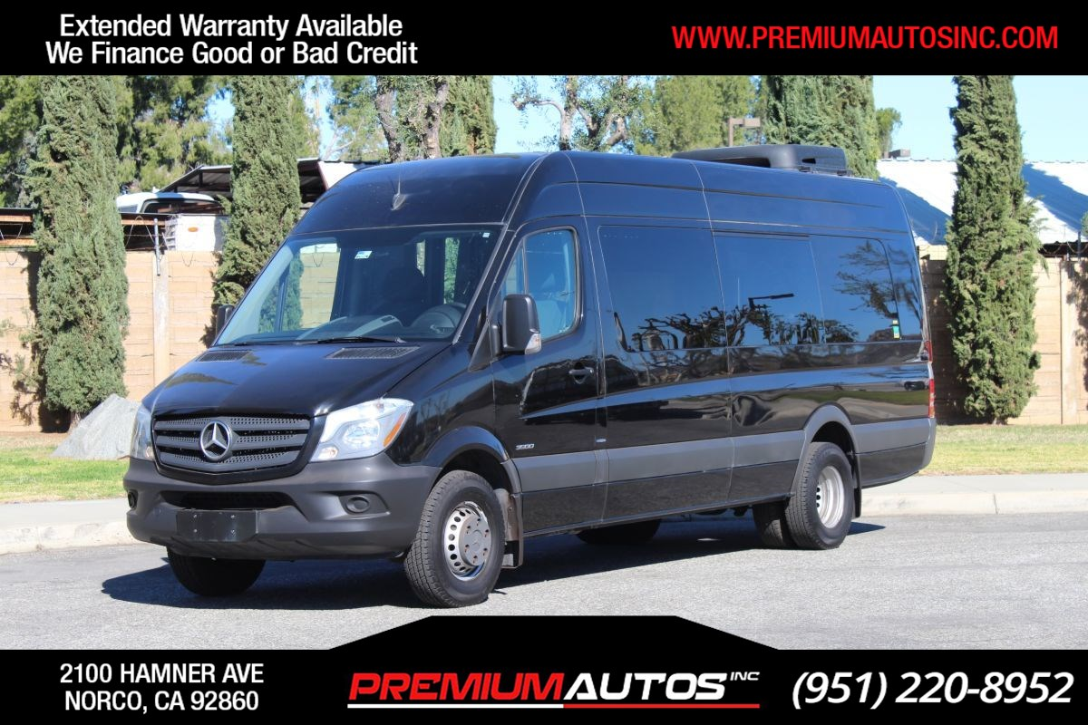 "2015 Mercedes-Benz Sprinter Chassis-Cabs 2WD Reg Cab 170"" WB"