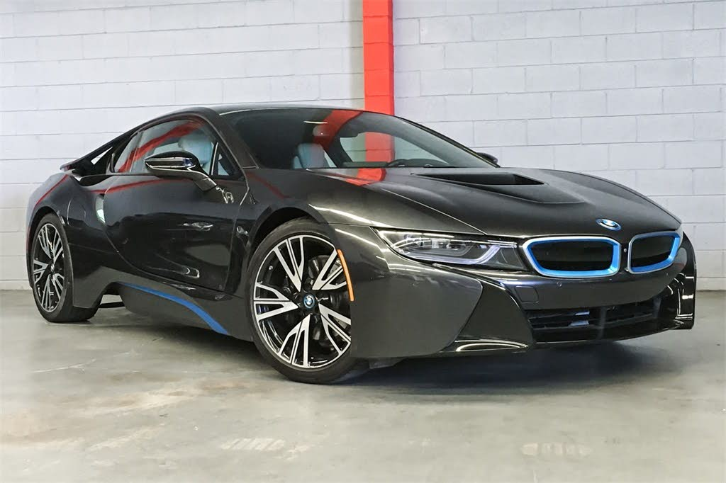 Used 2015 Bmw I8 Base In Walnut Creek