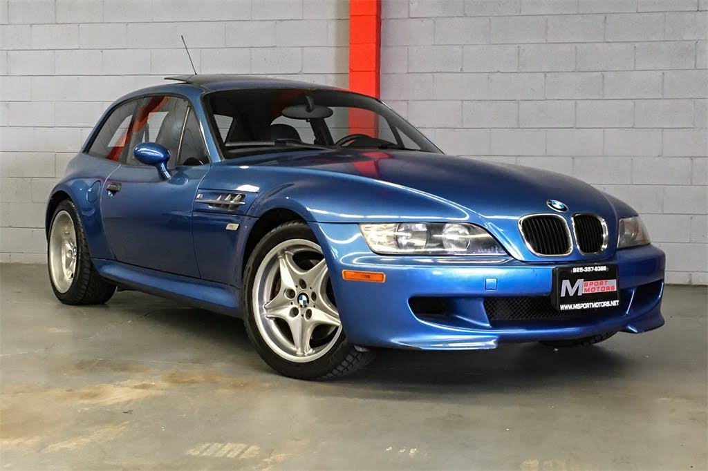Used 1999 Bmw Z3 Coupe In Walnut Creek