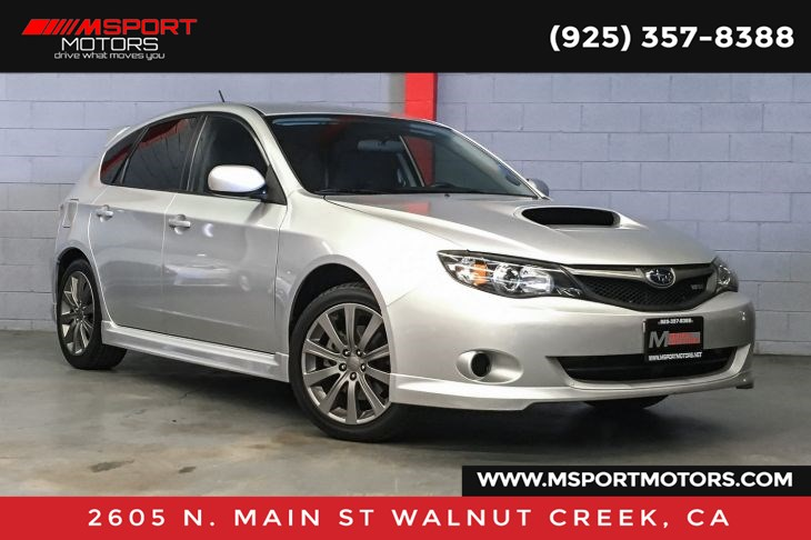 Walnut Creek Subaru >> Sold 2010 Subaru Impreza Wagon Wrx Wrx Premium In Walnut Creek