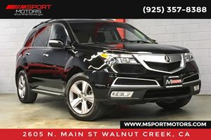 View 2012 Acura MDX