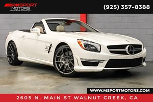 View 2014 Mercedes-Benz SL 63