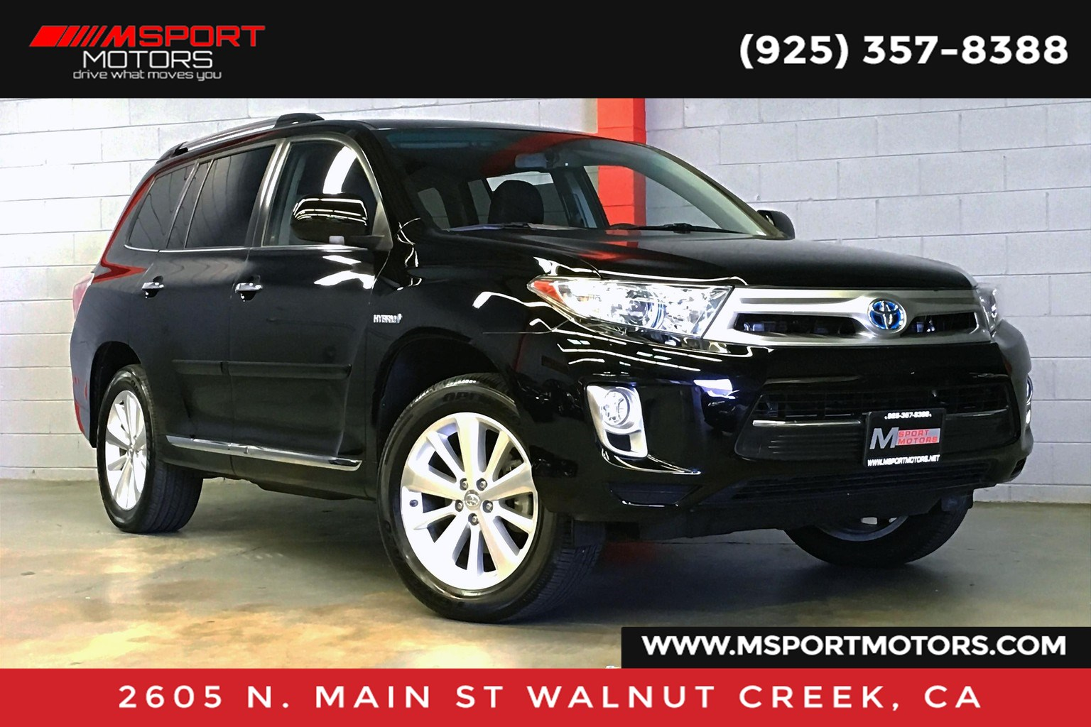 Used Toyota For Sale Walnut Creek Ca M Sport Motors