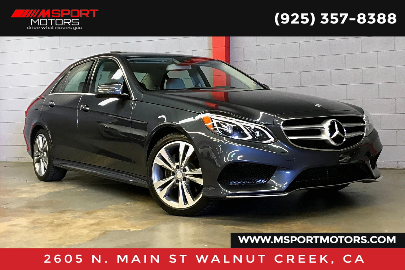 2014 Mercedes-Benz E 350 E 350 Base