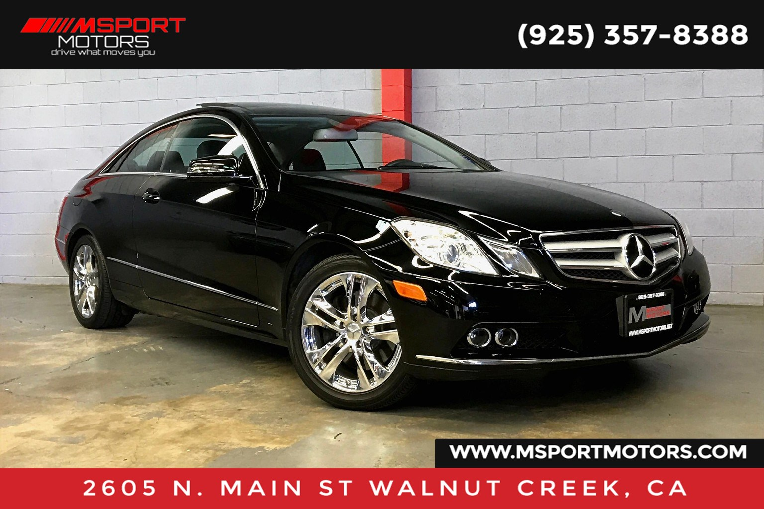 2010 Mercedes-Benz E 350 E 350 Base
