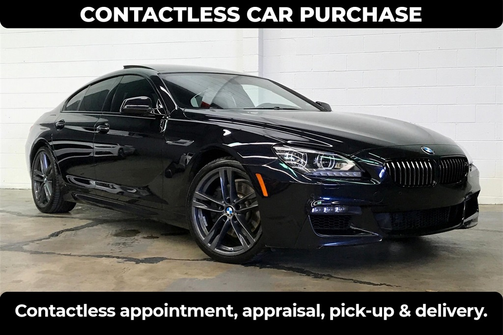 2013 BMW 6 Series 640i Gran Coupe