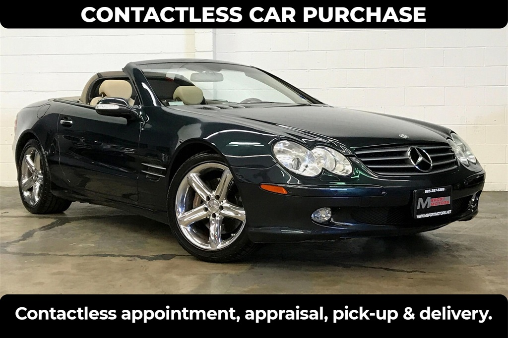 2003 Mercedes-Benz SL500 SL 500 Base