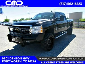 View 2013 Chevrolet Silverado 2500HD