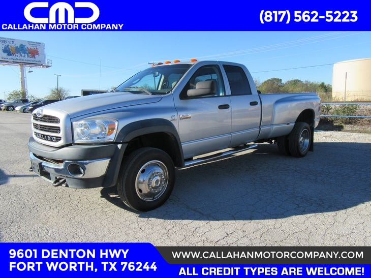 2008 Dodge Ram 4500 Sterling Bullet