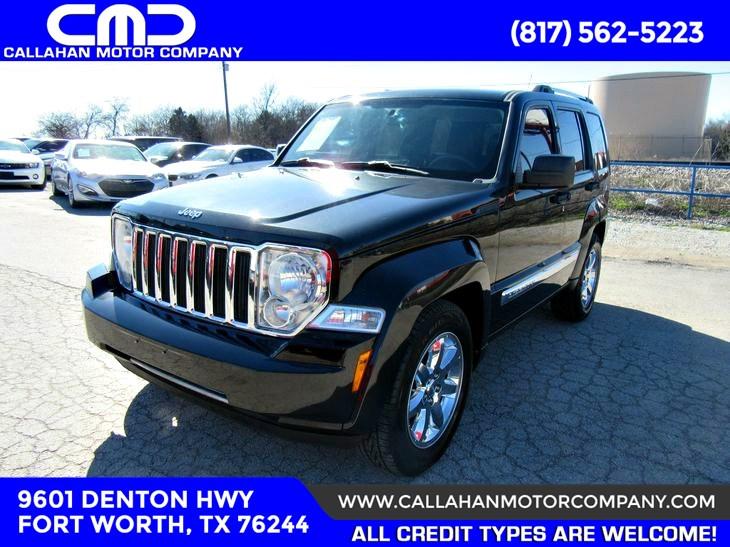 2011 Jeep Liberty Limited Callahan Motor Company