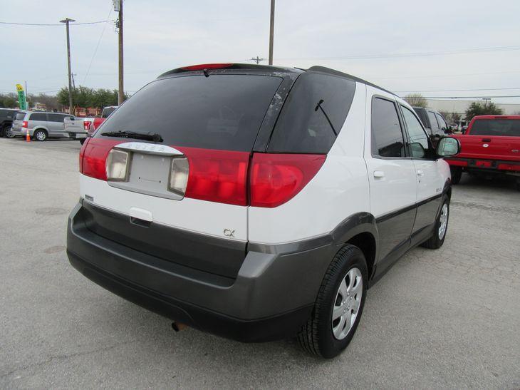 2003 Buick Rendezvous CX - Callahan Motor Company