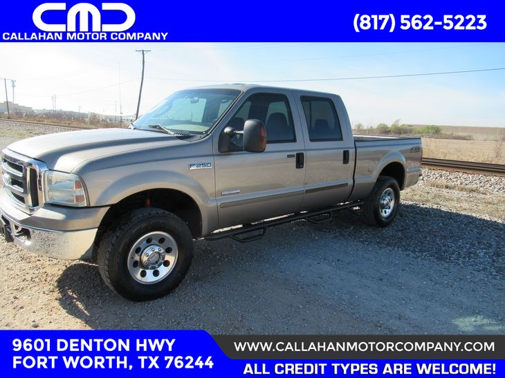 2007 Ford Super Duty F-250 SRW XLT