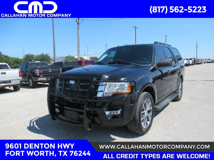 Sold 2015 Ford Expedition Xlt In Fort Worth