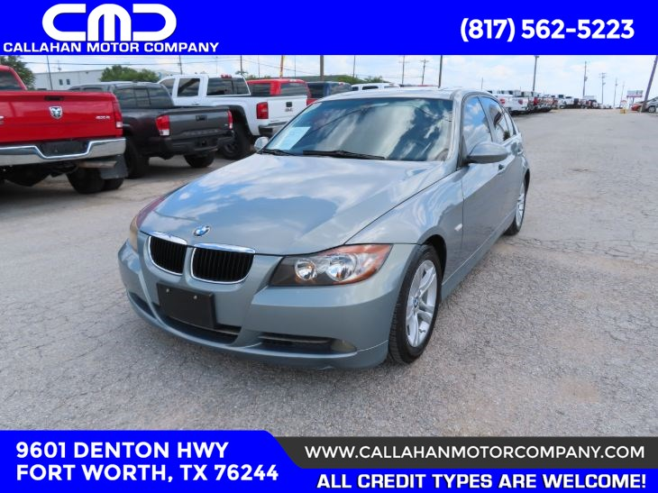 Used 2008 Bmw 3 Series 328i In Fort Worth