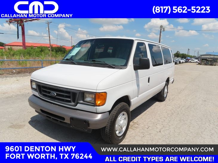 2007 Ford Econoline Wagon E350 XL