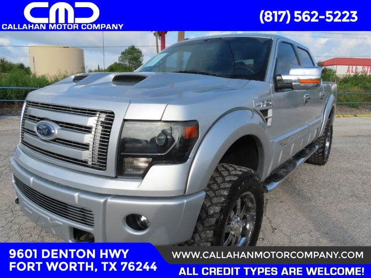 2013 Ford F-150 FTX