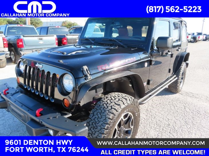 2013 Jeep Wrangler Unlimited Rubicon 10th Anniversary
