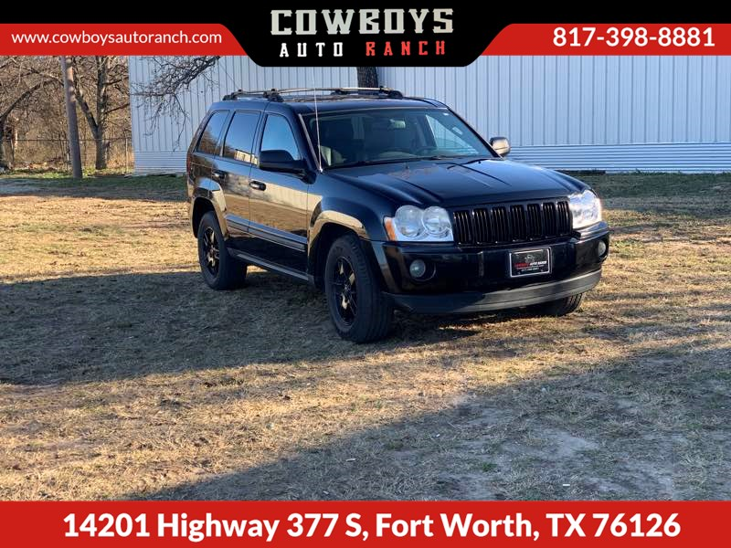 Ranch Jeep >> Used 2007 Jeep Grand Cherokee Laredo In Fort Worth