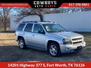 View 2008 Chevrolet TrailBlazer