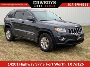 View 2014 Jeep Grand Cherokee