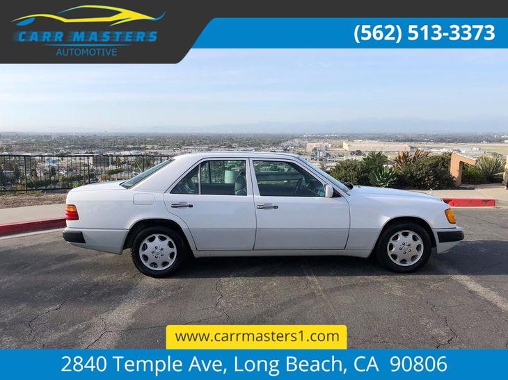 Long Beach Mercedes >> 1993 Mercedes Benz 400e 4dr Sedan Carr Masters Automotive